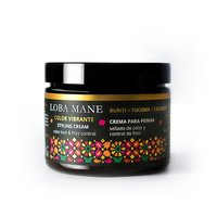 Loba Mane Vibrant Color Hair Styling Cream
