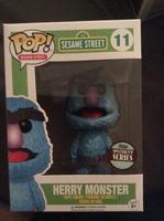 Funko POP! Herry Monster (Sesame Street)