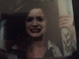 Patricia Quinn (Rocky Horror Picture Show) signed 8x10 photo