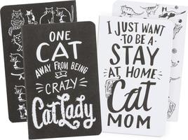 Crazy Cat Lady Notebook Set