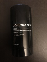 Journeymen Natural Deodorant Stick