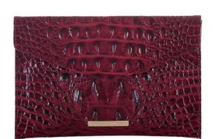 Brahmin Envelope Clutch - Tart