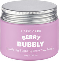I Dew Care Berry Bubbly Clay Mask