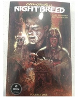 Clive Barker's Nightbreed Graphic Novel