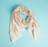 Bloom & Give Malabar Scarf - Beige
