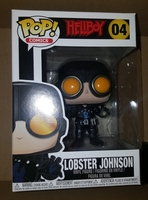 Hellboy - Lobster Johnson Pop!