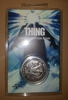 The Thing Limited Edition Coin (Silver)
