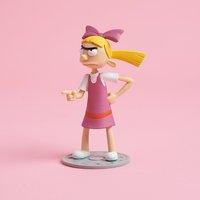 Hey Arnold Helga Bobblehead