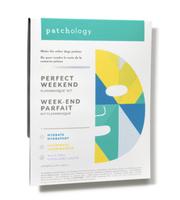 Patchology Perfect Weekend Sheet Mask Kit