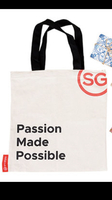 Singapore Passion Made Possible Tote