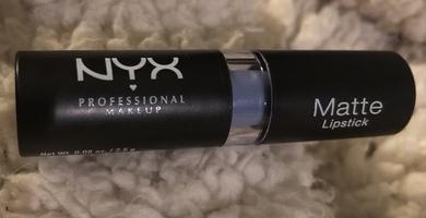 NYX Matte Lipstick in Sorbae