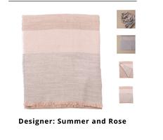 Summer & Rose Blanket Scarf