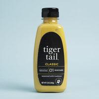 Tiger Tail Classic Mustard