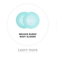 Brooke Burke Body Sliders