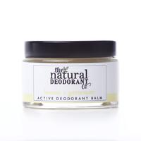 The natural deodorant co clean deodorant balm