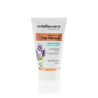 Wildflowers Detoxifying Clay Masque- Lavender and Chamomile