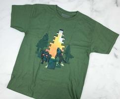 Minecraft Wolves Shirt