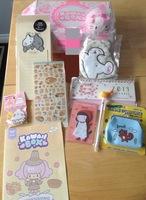 Kawaii Box - November box (minus one item)