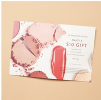 Anthropologie coupon
