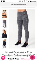 Tek Fleece leggings