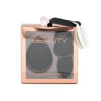 Bungalow Beauty 3-Piece Black Sponge Set