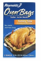 Reynolds Kitchens Turkey Size Oven Bags