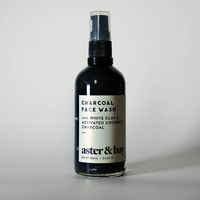 Aster and Bay Charcoal Face Wash