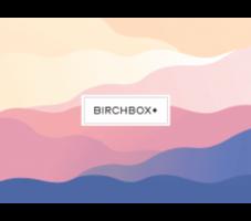 Birchbox August 2018 - just the box