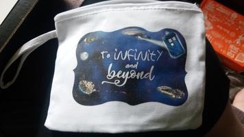 Space Theme Fandom Bag