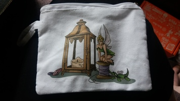 Peter Pan Theme Tinkerbell Fandom Bag