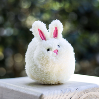 MINDWARE STUFFED RABBIT