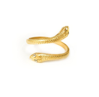 Robyn Rhodes Luxor Snake Ring
