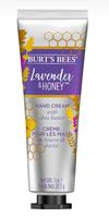 Burt's Bees Lavendar & Honey Hand Cream with shea butter