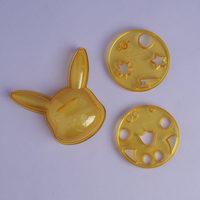 Pikachu food mold