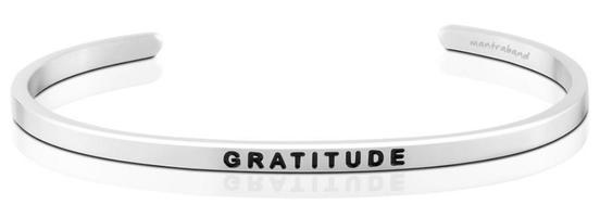 MantraBands Gratitude Bracelet