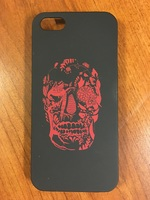D.L. & co Skull Phone Case