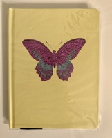 D.L. & Co. Butterfly Journal