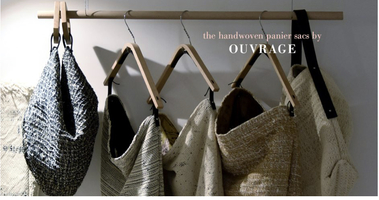 Panier Bags by Ouvrage