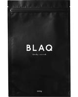 Blaq Activated Charcoal Body Scrub
