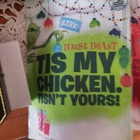 Roast Beast Tis My Chicken Tisn't Yours