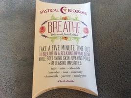 Breathe botanical facial steam