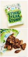 Stink, Steak, Stunk Beef Dog Treats You