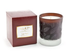 7.5 oz Autumn candle - Sugar Maple