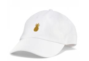 Birchbox Pineapple Dad Hat