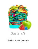 Gustaf's Rainbow Laces