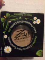 Zuii eyeshadow in Chestnut