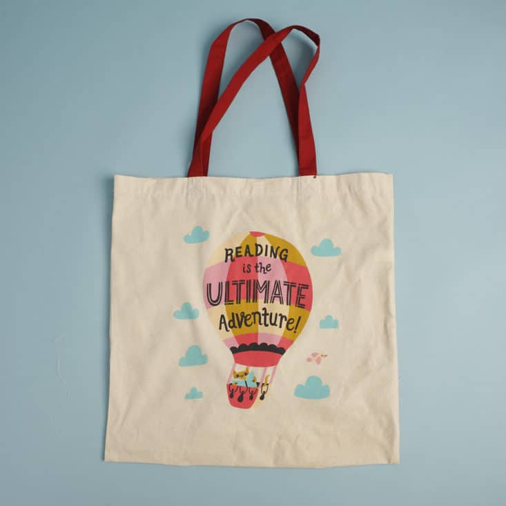 Reading is the Ultimate Adventure Tote