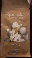 que bella plumping gold peel off mask