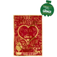 Pur Resting Grinch Face Ultra Hydrating Sheet Mask