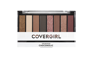 Covergirl Chocolate Scented Eyeshadow Pallette